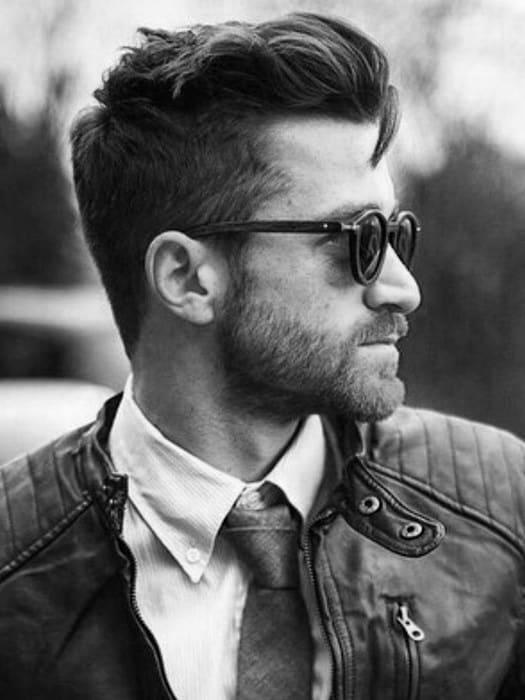 Messy Wavy Guys Trendy Hair Inspiration