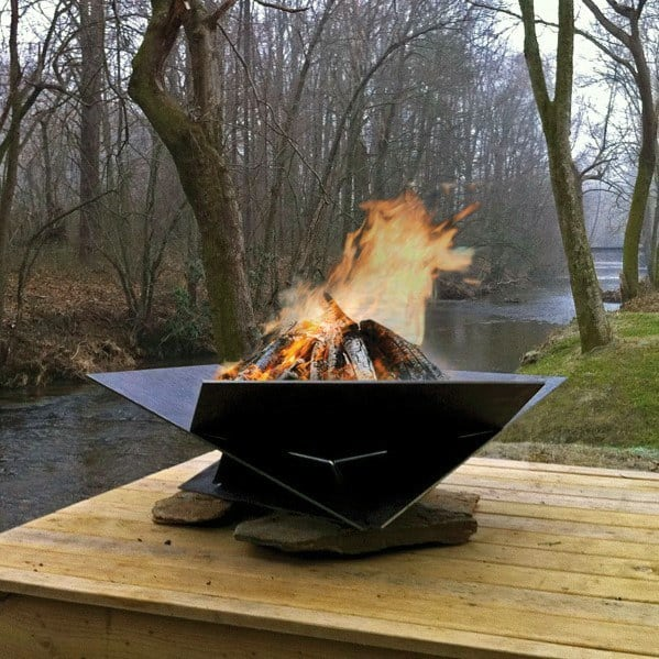 Metal Fire Pit Ideas Inspiration