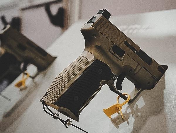 Metal Frame Handgun Shot Show 2019