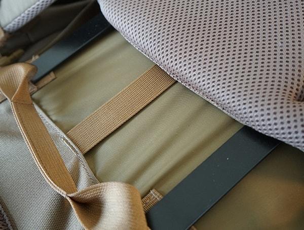 Metal Frame Suspension Support Kelty Eagle Backpack Details