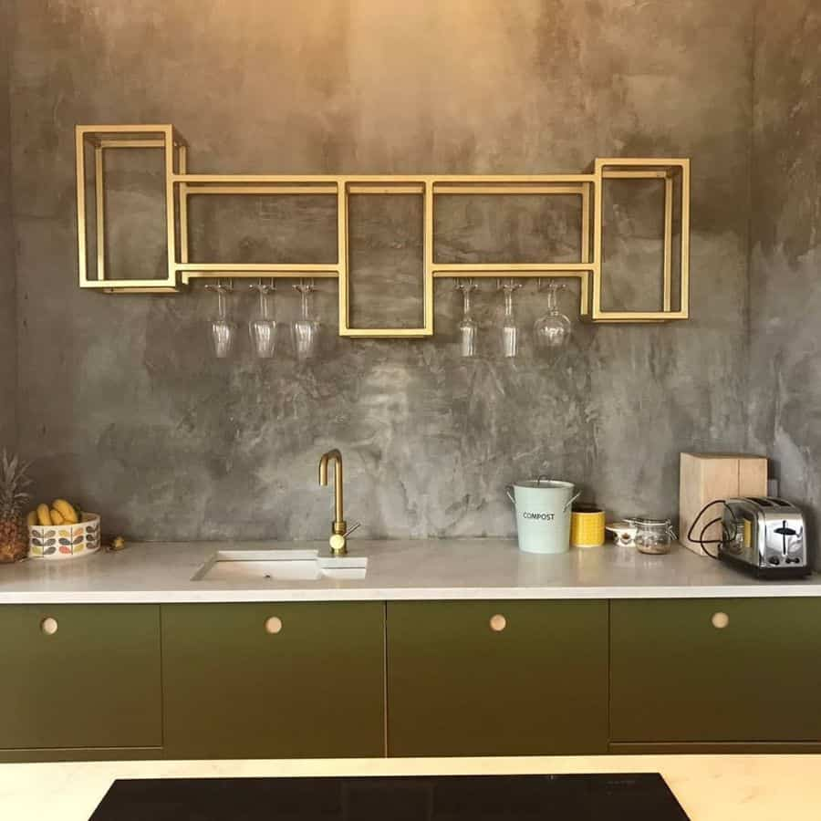 metal kitchen shelving ideas pbfabricationsltd