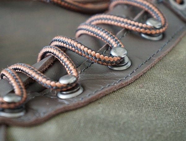 Metal Lace Hardware Filson X Danner Grouse Boots For Men