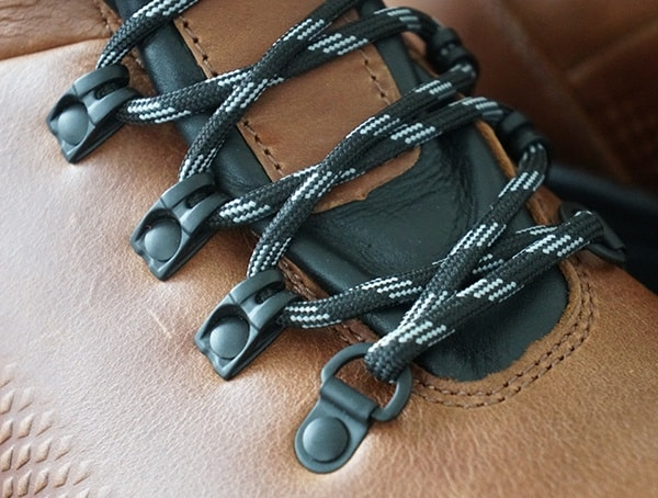 Metal Lace Hardware Mens Hiking Boots Vasque St Elias Full Grain Gore Tex