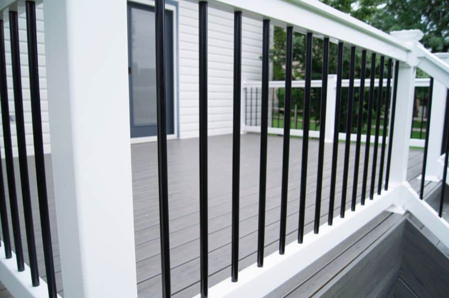 Metal Porch Railing Ideas 1