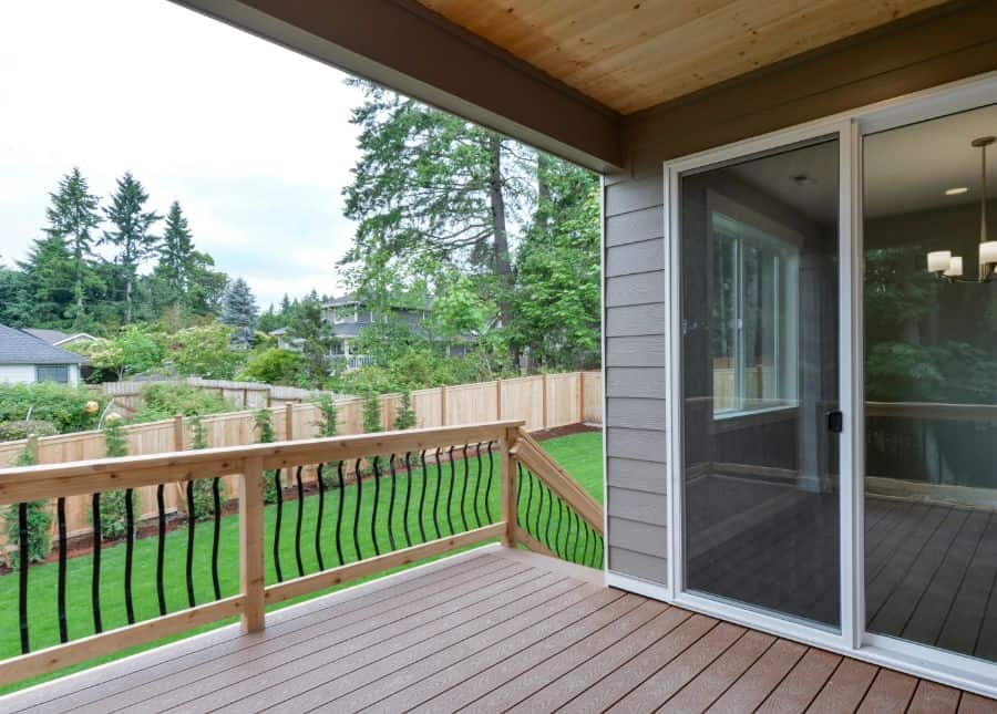 Metal Porch Railing Ideas 2