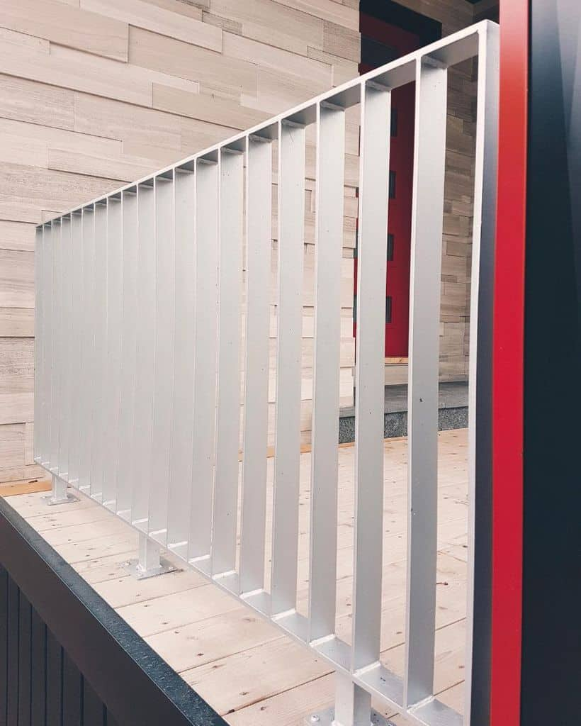 Metal Porch Railing Ideas Artmetaltoronto