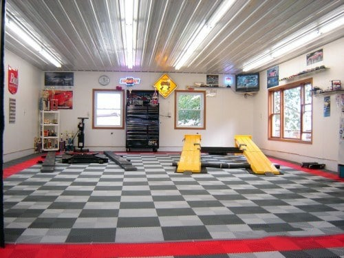 Metal Sheeting Ideas For Garage Ceiligns