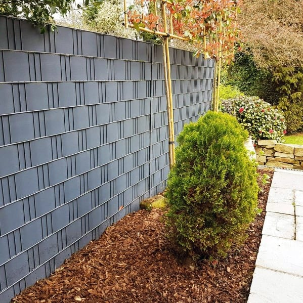 Metal Unique Privacy Fence Home Ideas