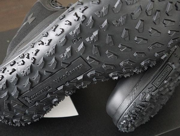 Michelin Wild Gripper Outsole Under Armour Fat Tire Gore Tex Mens Boots