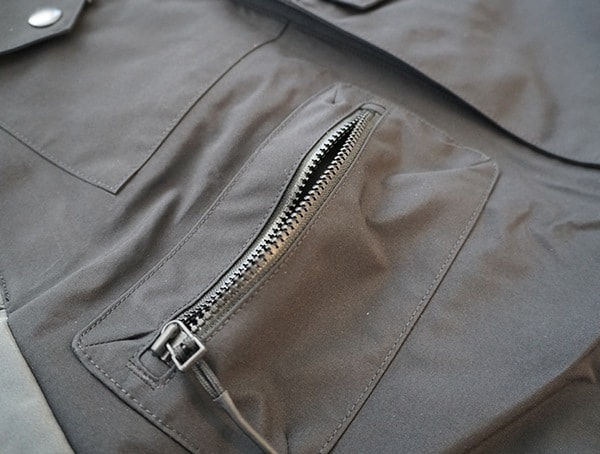 Middle Pocket Dakine Stoker Gore Tex 3l Bib Zippered