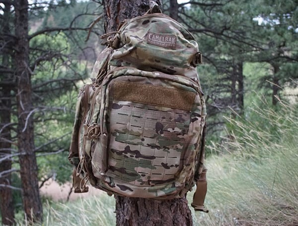 Military Camelbak Bfm Hydration Plus Cargo Backpack Review