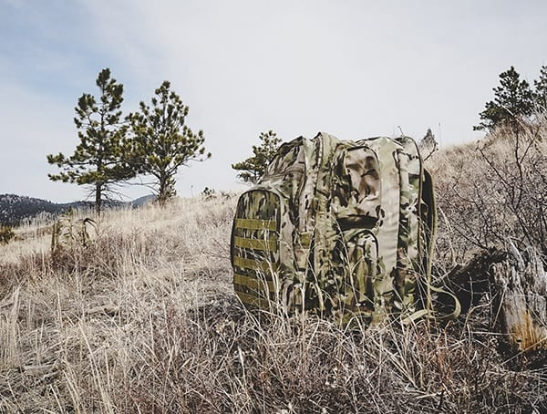 Military Mercury Tactical Recon Multicam Camo Backpack Reviewed