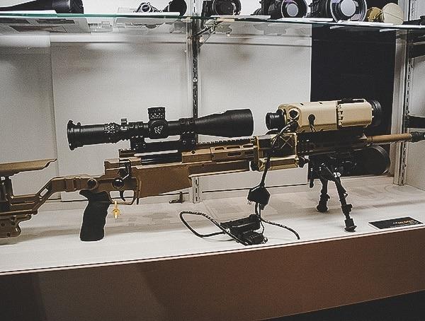 Military Night Vision Optics