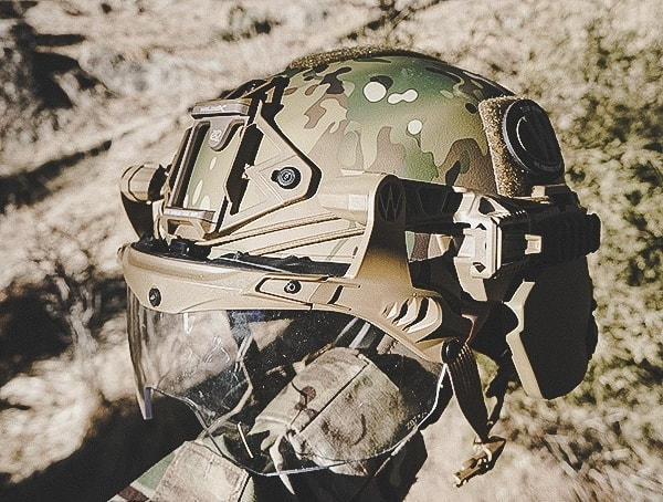 Military Operators Team Wendy Exfil Ballistic Sl Helmet Review