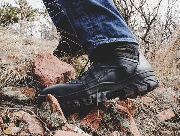 Military Tactical Mens Boots Full Grain Leather Thorogood Veracity Gtx Review Hiking