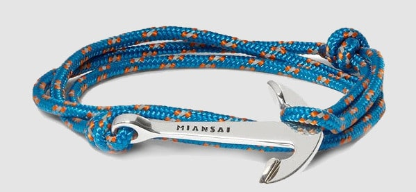 Minansai Rope Men's Bracelet
