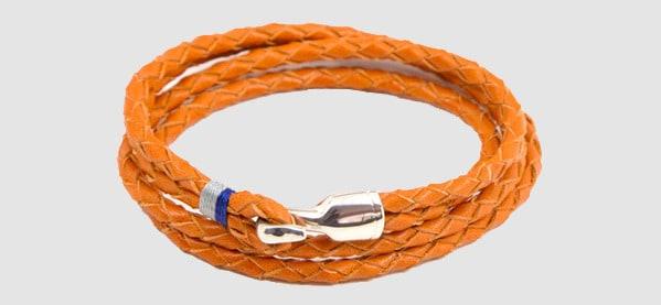 Miansai Trice Double Wrap Bracelet