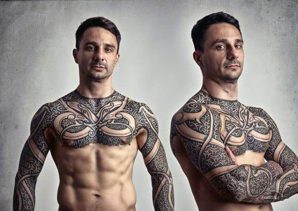 Norwegian Tattoo: Medieval Norwegian Designs
