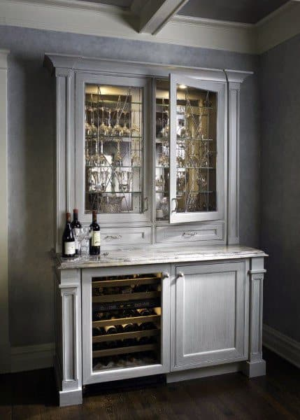 Mini Bar At Home Ideas