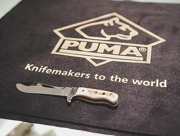 Mini Puma Knife