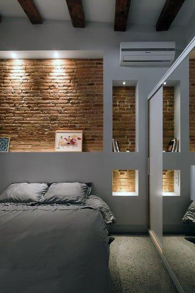 Mini Recessed Cans Magnificent Bedroom Lighting Design Ideas