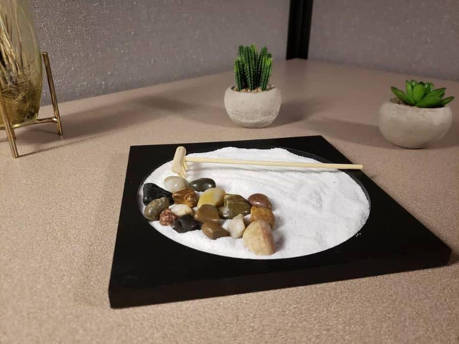 mini zen garden ideas michee_mclain