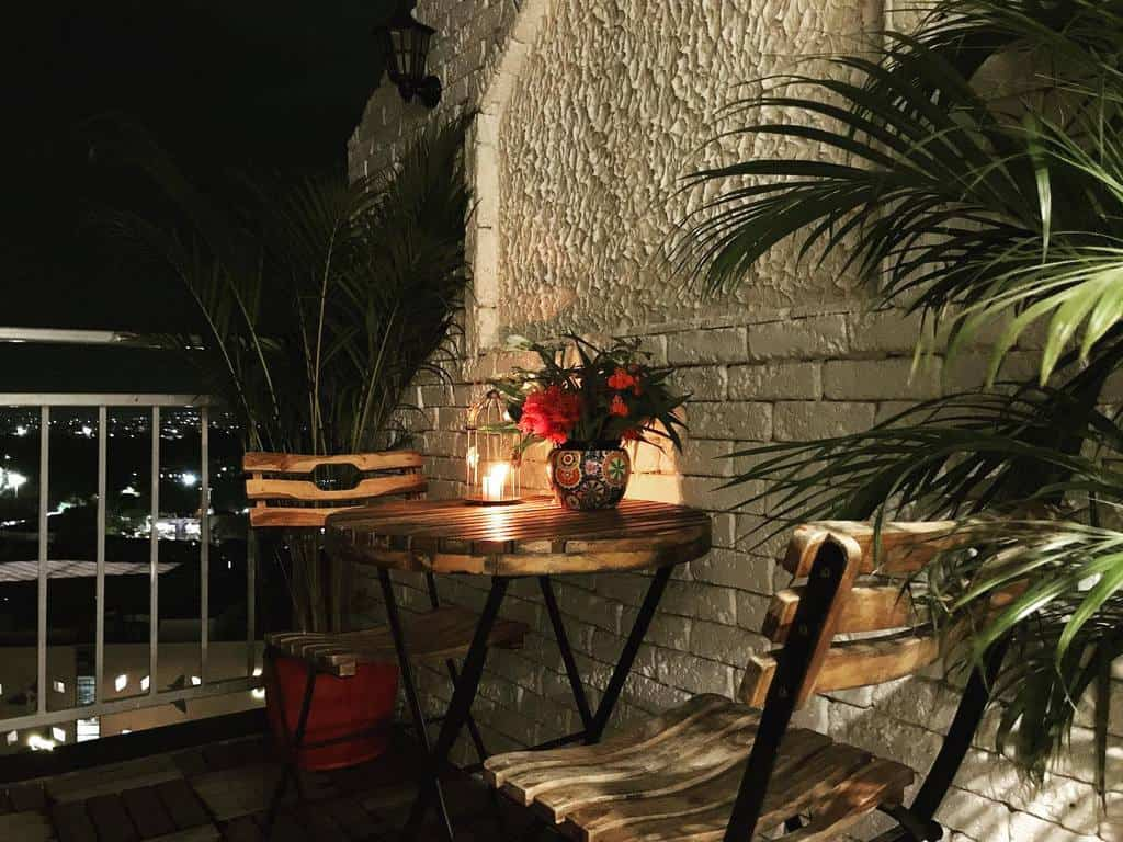 minimalist apartment patio ideas good.vibes.16