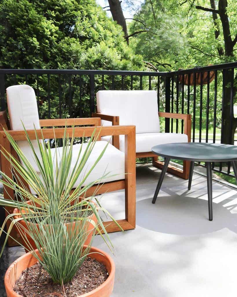 minimalist apartment patio ideas sarah.lyons.90