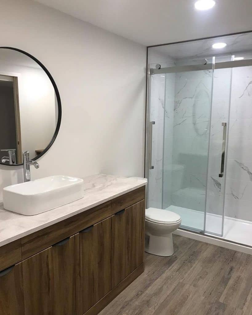 Minimalist Basement Bathroom Flipping.firsttimers