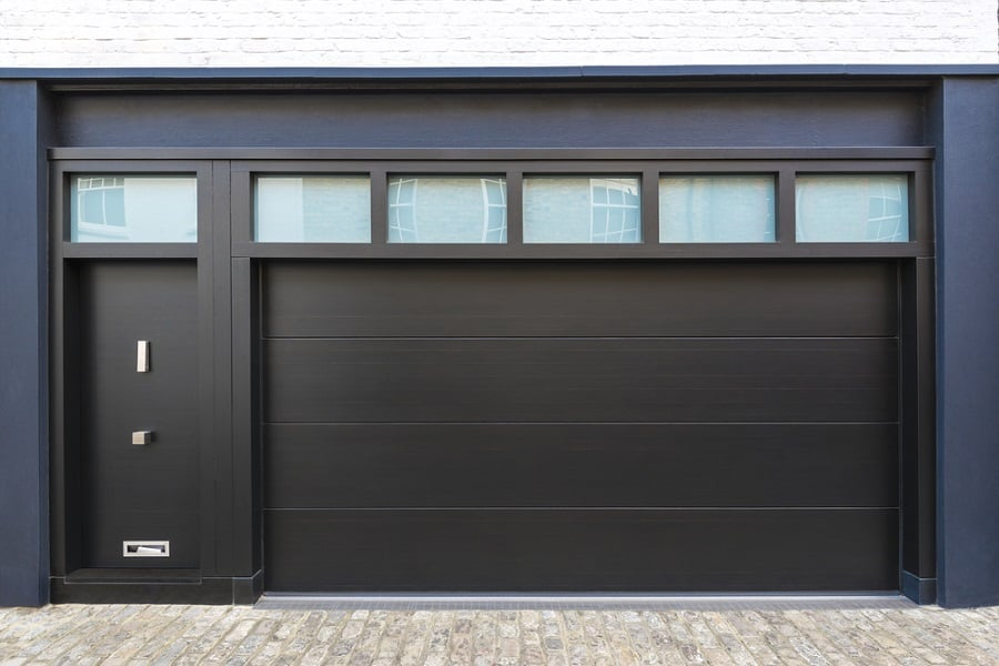 Magnificent Garage Door Design Ideas