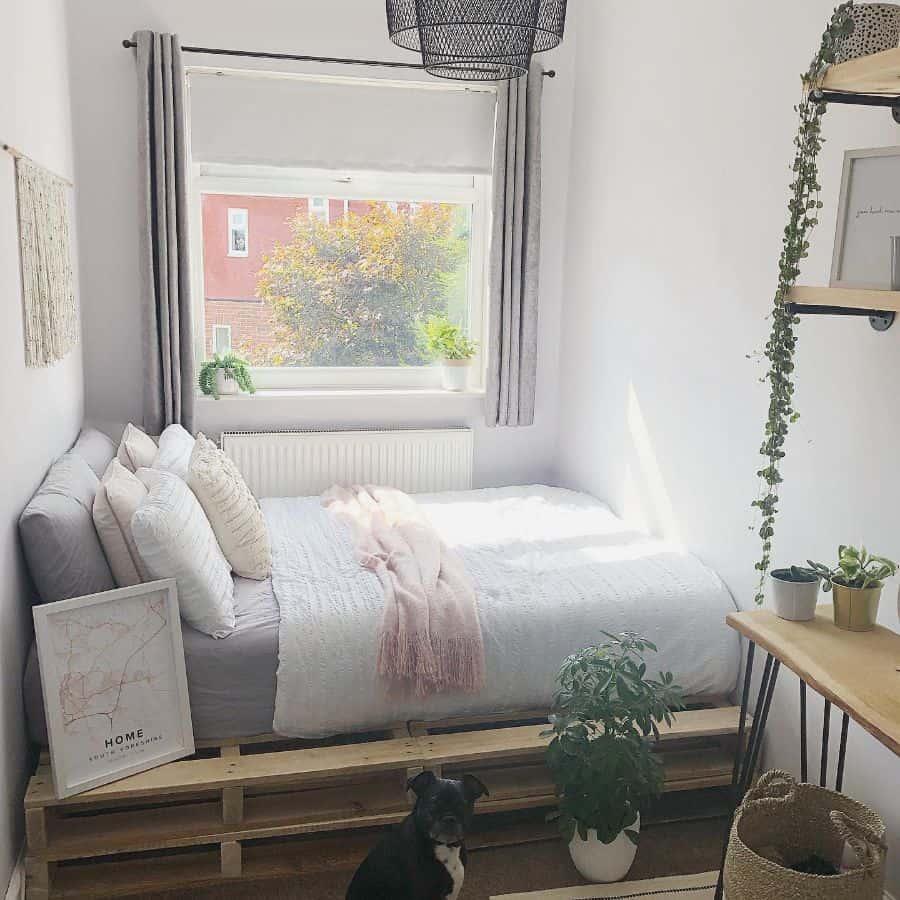 minimalist boho bedroom ideas coletteslittlehome