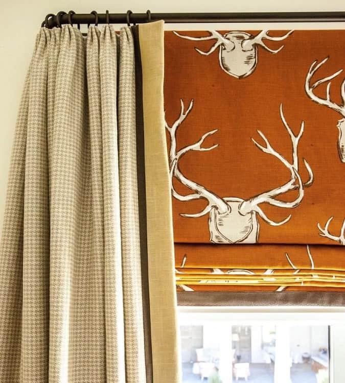 Minimalist Curtain Ideas