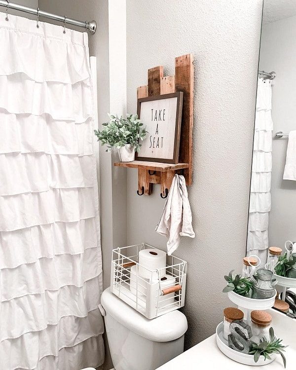Minimalist Farmhouse Bathroom Decor Oldcityfarmhouse