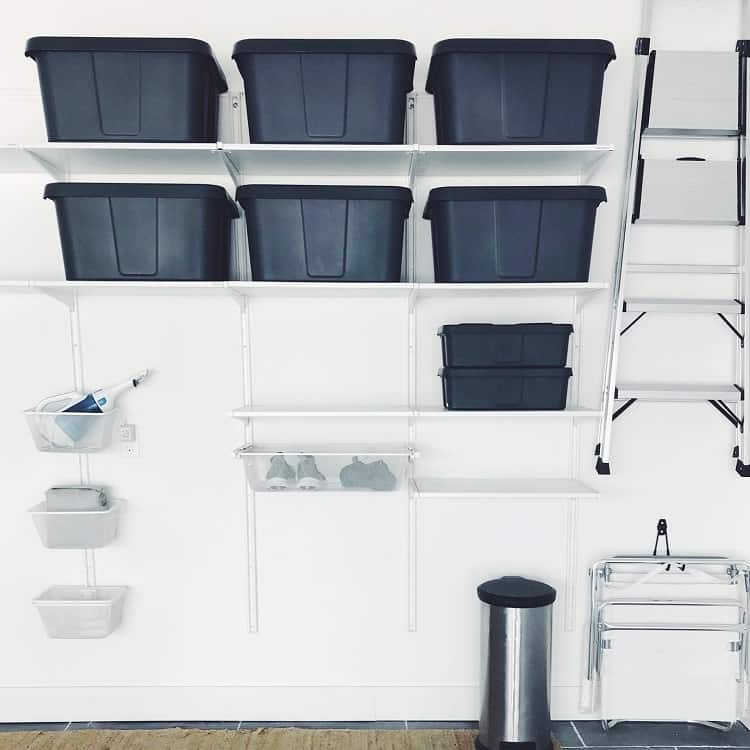 Minimalist Garage Shelf Ideas Mindyourmess
