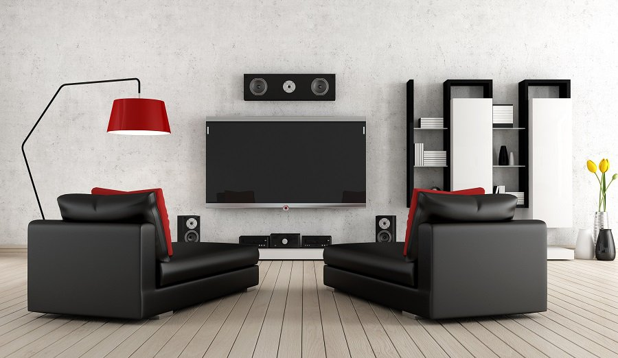 Design Ideas For Home Theater Seats