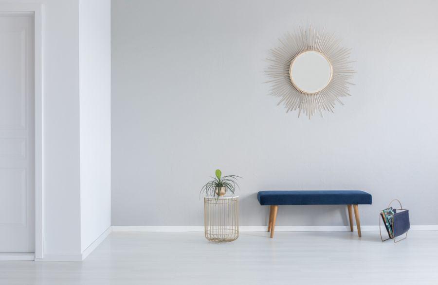 Minimalist Interior Of Living Room 12