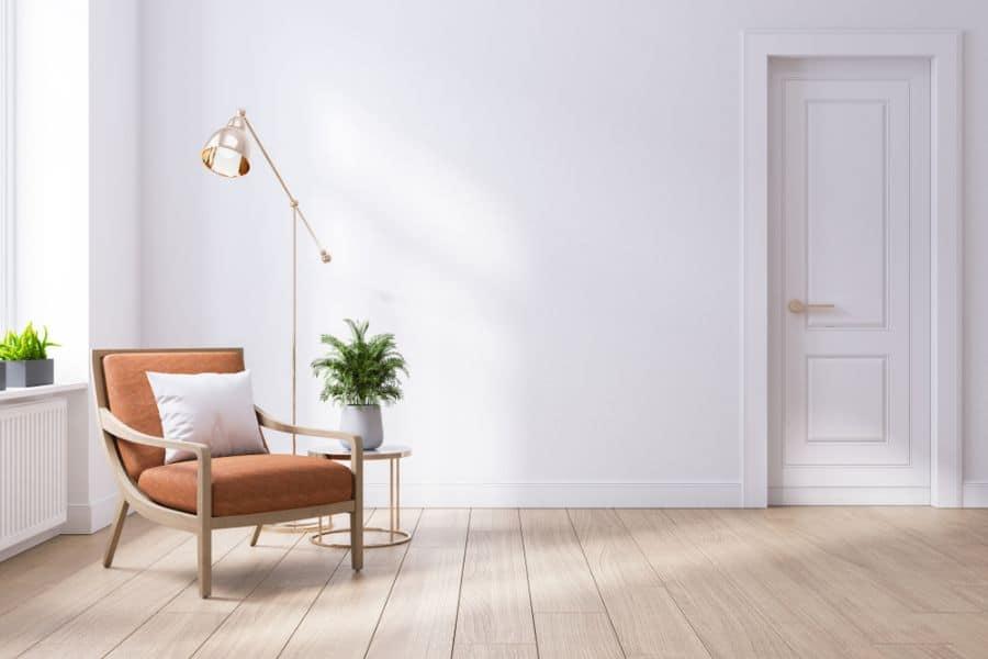 Minimalist Interior Of Living Room 2