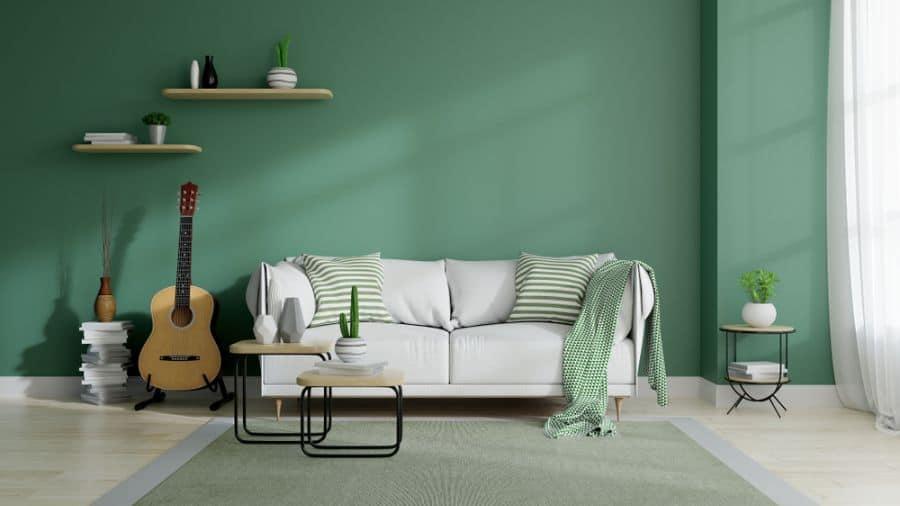 Minimalist Interior Of Living Room 5