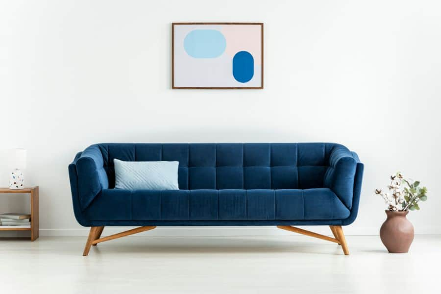 Minimalist Interior Of Living Room 6