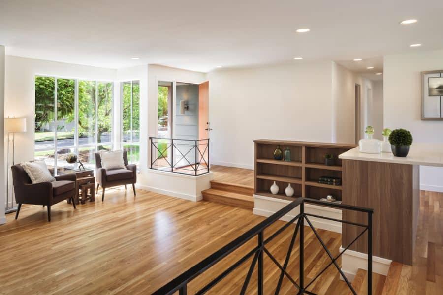 Minimalist Interior Of Living Room 7