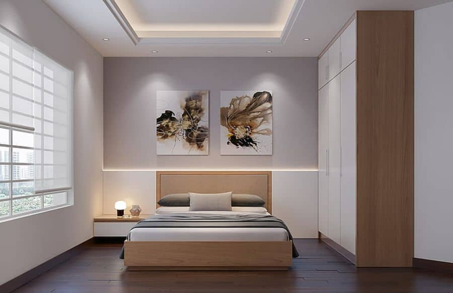 Minimalist Modern Bedroom Ideas 2