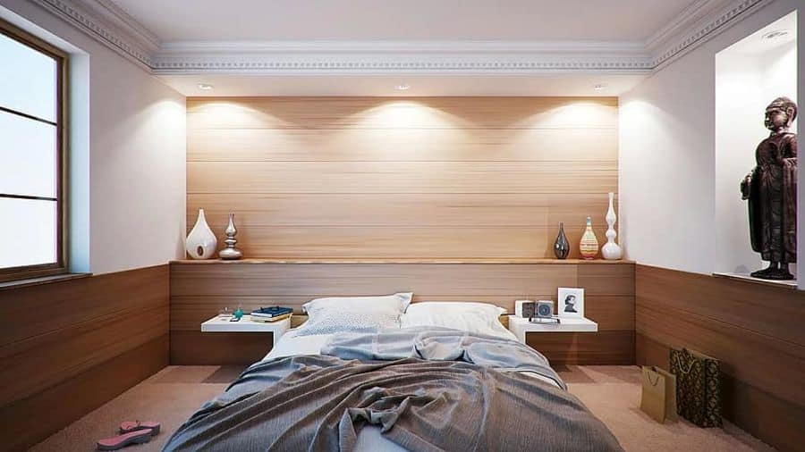 Minimalist Modern Bedroom Ideas 4