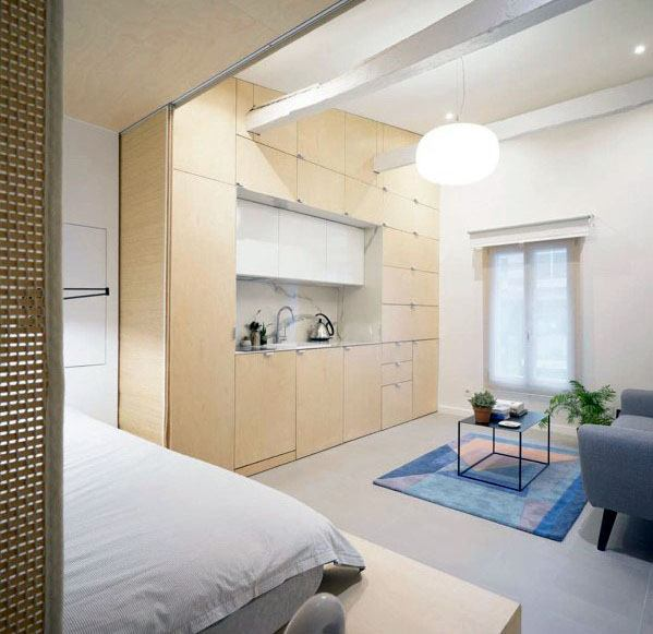 Minimalist Studio Apartment Ideas