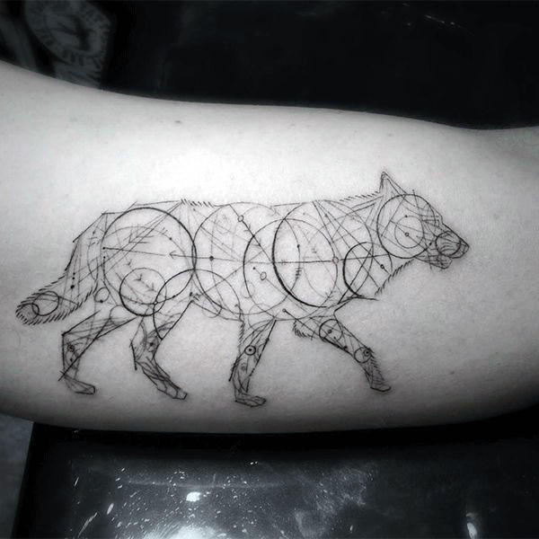 Minimalistic Line Tattoos For Gentlemen Of Fox