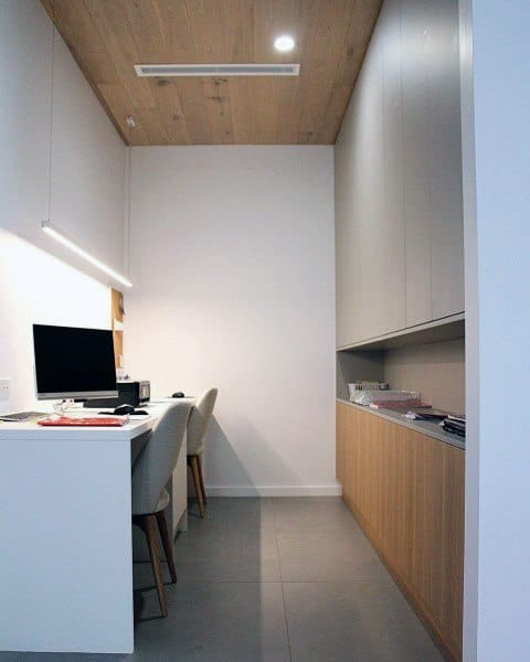 Minimalistic Modern Home Office