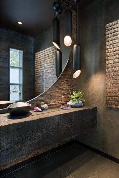 Mirror Ideas For Bathrooms