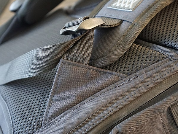 Mission Workshop The Rhake Adjustable Straps With Triangle Reinforcements