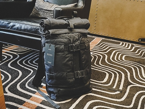 Mission Workshop The Rhake Backpack With Added Austrialpin Cobra Buckles
