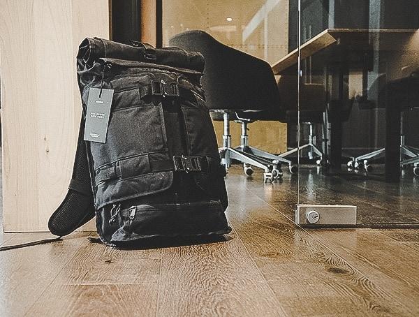 Mission Workshop The Rhake Laptop Backpack Reviewed