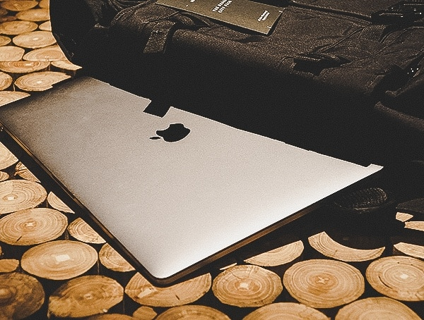 Mission Workshop The Rhake With 15 Inch Apple Macbook Pro Laptop